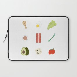 Cobb Salad Laptop Sleeve