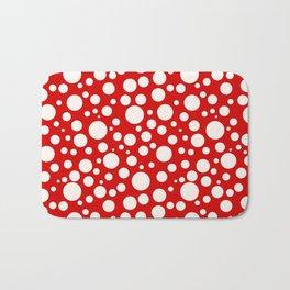 Dots Pattern Bath Mat