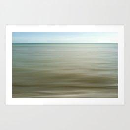 Key West Atlantic 1 Art Print