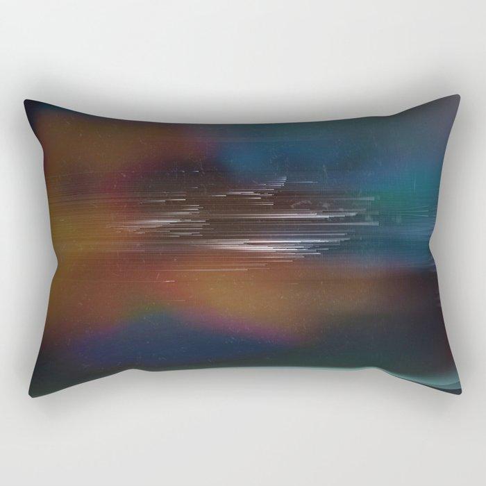 Ghosted Rectangular Pillow