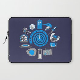 Time Warp Laptop Sleeve