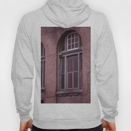 Window Arch in the Marigny Hoody