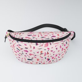 Pink Terrazzo Fanny Pack