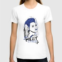 miley cyrus T-shirts featuring Miley Cyrus by Becky Doyon