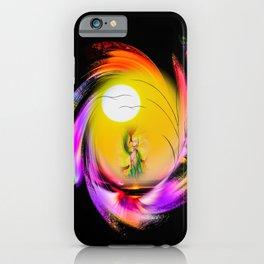 Sunrise 8 iPhone Case