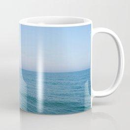 Floating to Blue Coffee Mug