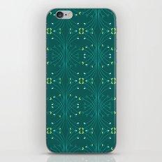 paisley pattern 3 iPhone & iPod Skin