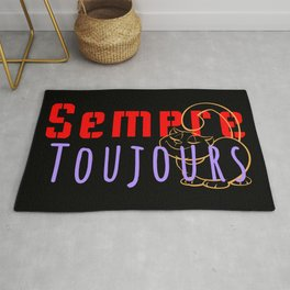 Sempre Toujours Rug