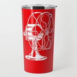 Metal Fan Fan Pun Funny gift Travel Mug
