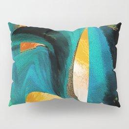 After The War Abstract Pillow Sham
