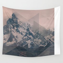 Perito Moreno COL Scattered Landscapes Wall Tapestry