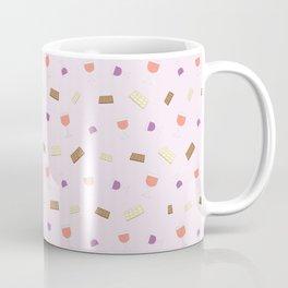 wine and dine pattern Coffee Mug