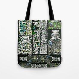 Plastics series 13 Tote Bag