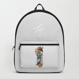 JOHNNY CARRO Backpack