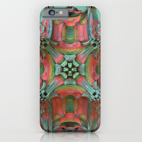 That Odd Flower iPhone & iPod Case