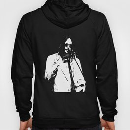 Neil Young Tonights the night guitar guitar Hoody