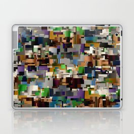 TimesSquare 01 Laptop & iPad Skin