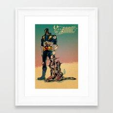 MT3000 Framed Art Print