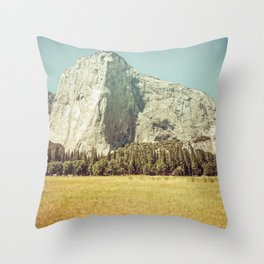 California Wilderness Throw Pillow