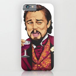 Leonardo Dicaprio Meme iPhone Case