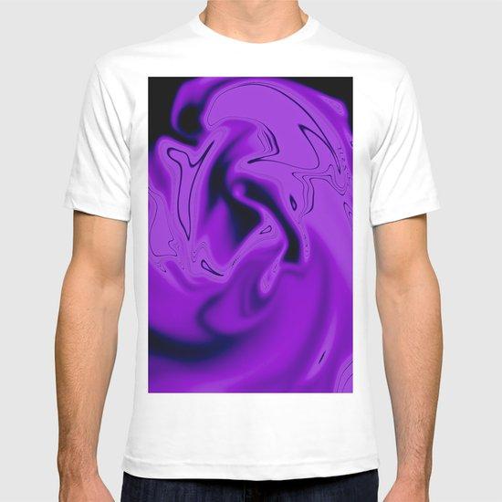 Pink Abstract T-shirt