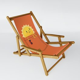 Pocketful of sunshine Sling Chair
