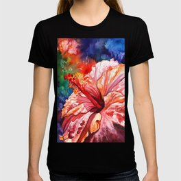 Tropical Hibiscus 2 T-shirt