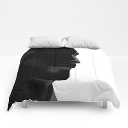 L'homme - nero Comforters