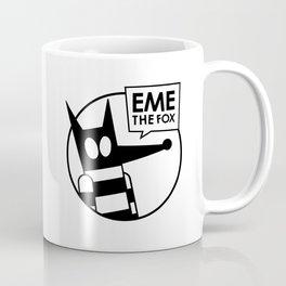 Eme - No Color Coffee Mug