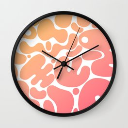 blobs 005 Wall Clock