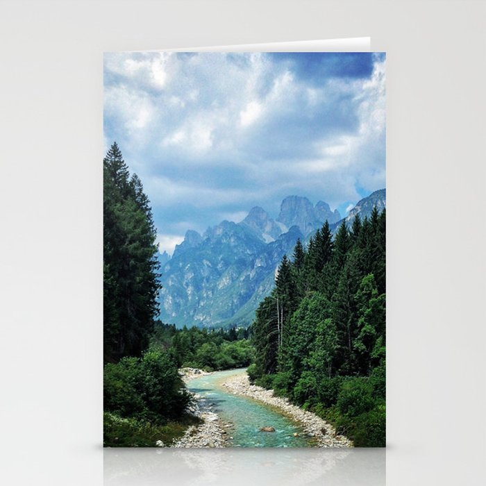 Wood as a chance of existence Stationery Cards