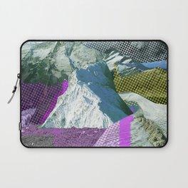 Experiment am Berg 17 Laptop Sleeve