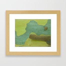 Color by Nature Framed Art Print