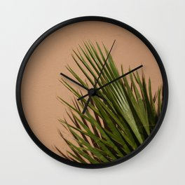 In Memory of Morocco Wall Clock