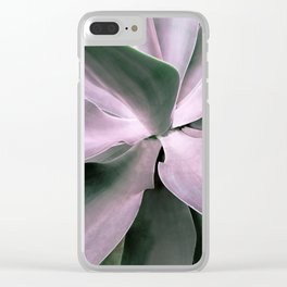 #agave Clear iPhone Case