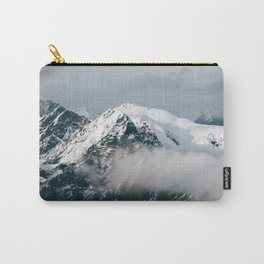 Mountains Up North Carry-All Pouch