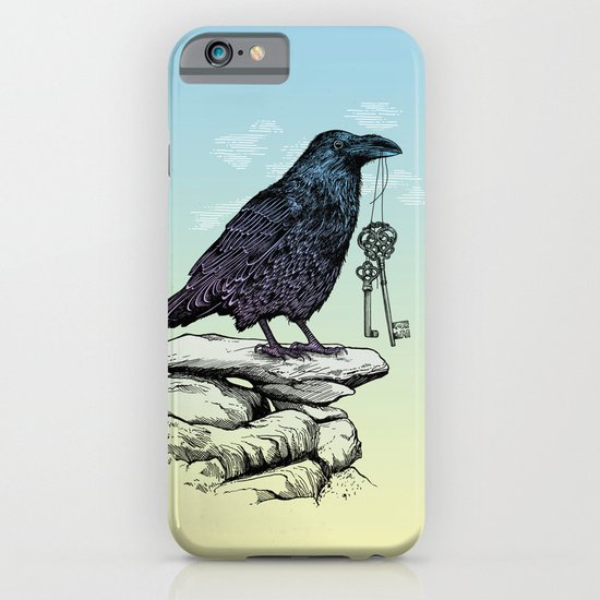 Raven's Keys iPhone & iPod Case