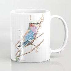 Lilac breasted roller Mug