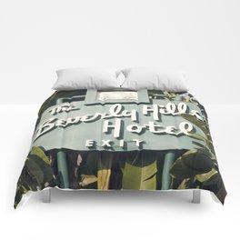 Beverly Hills Hotel Comforters