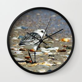 """""""Eyeing The Situation"""" Wall Clock"""