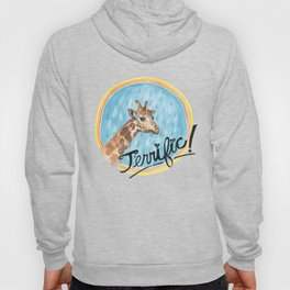 Terrific Giraffe Hoody
