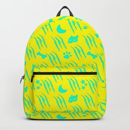 Werewolf Weather in Claws Backpack