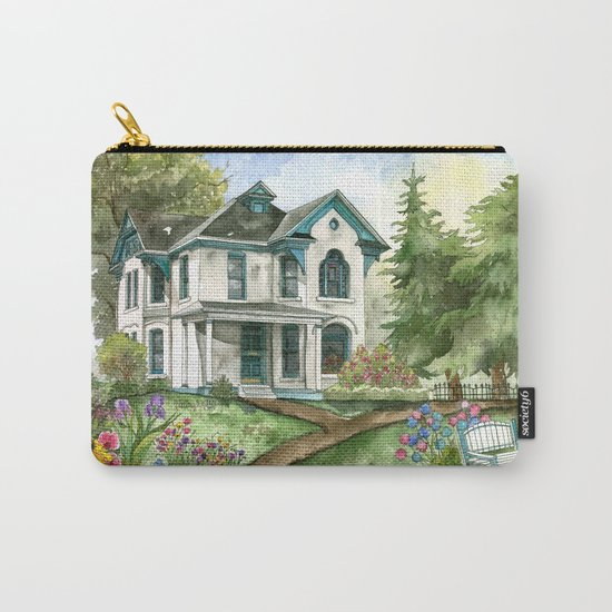 Garden House Carry-All Pouch