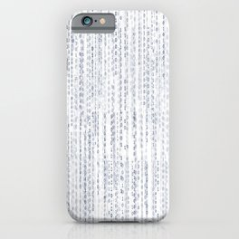 Pattern 76 iPhone Case