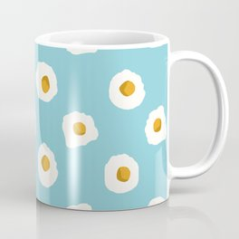 eggs breakfast food fight apparel and gifts Coffee Mug