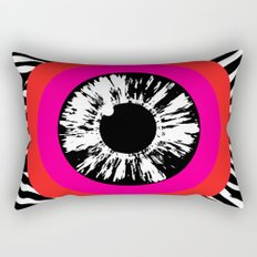 All seeing and stuff Rectangular Pillow