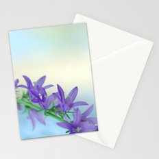 Tender Blue 5 Stationery Cards
