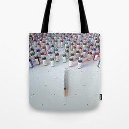 """Daily medicine"" Tote Bag"