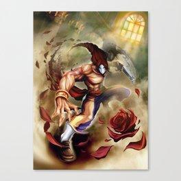 Vega Street Fighter Canvas Print