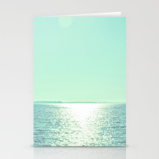 Summer Shine Stationery Cards